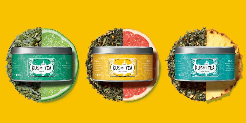 KUSUMITEAの紅茶3種類