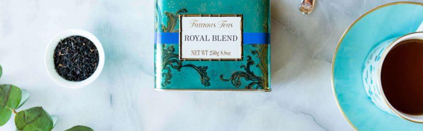 フォートナムメイソンの紅茶